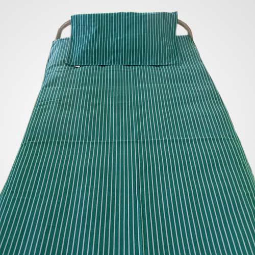 R green striped